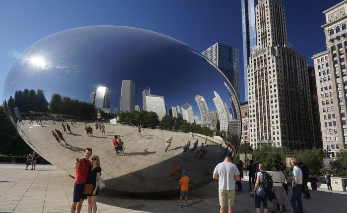 Tag 3 – Chicago: Von Bohnen undSchlangen