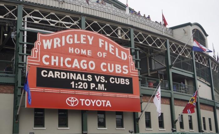 Tag 6 – Chicago: Die wollen doch nurspielen!