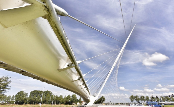 Die Brücken – vonCalatrava