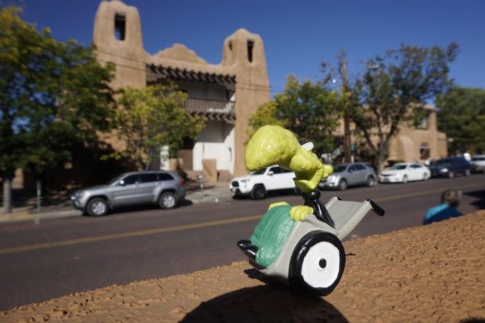 Tag 17 – Albuquerque: Ausflug nach SantaFé