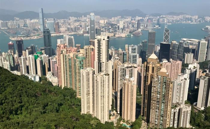 Tag 4 – Hongkong – Hoch hinaus
