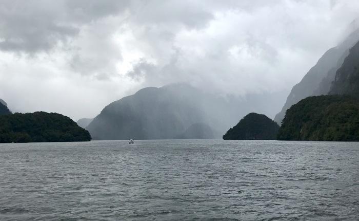 Tag 26 – Vom Doubtful Sound via Te Anau nachQueenstown