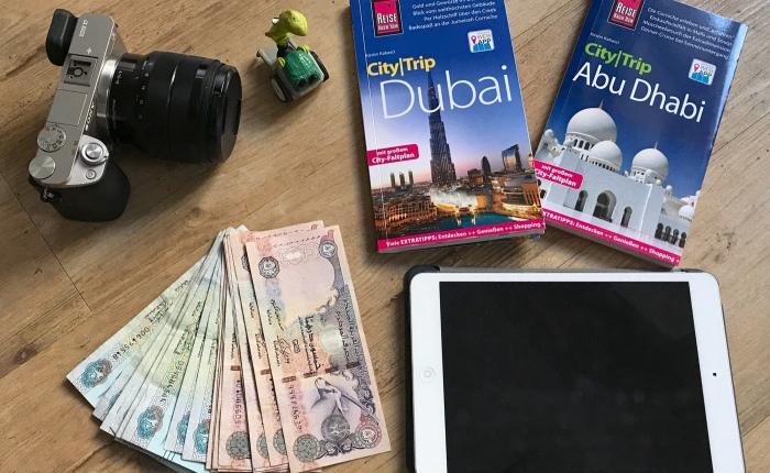 Vereinigte Arabische Emirate –Prolog