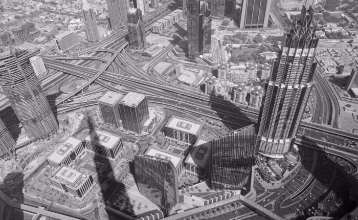 Tag 5 – Dubai: Überblick mitMarina