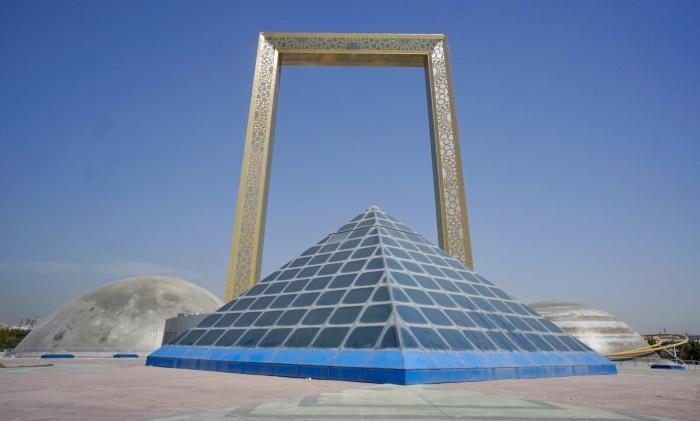 Tag 6 – Alles im Rahmen: Von Dubai nach AbuDhabi