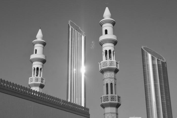 Tag 7 – Abu Dhabi: Der Vater derGazelle