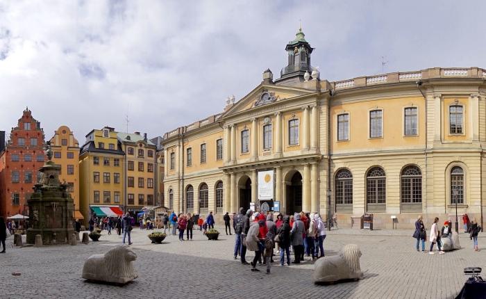 Tage 1 und 2: Stockholm – AlterSchwede!