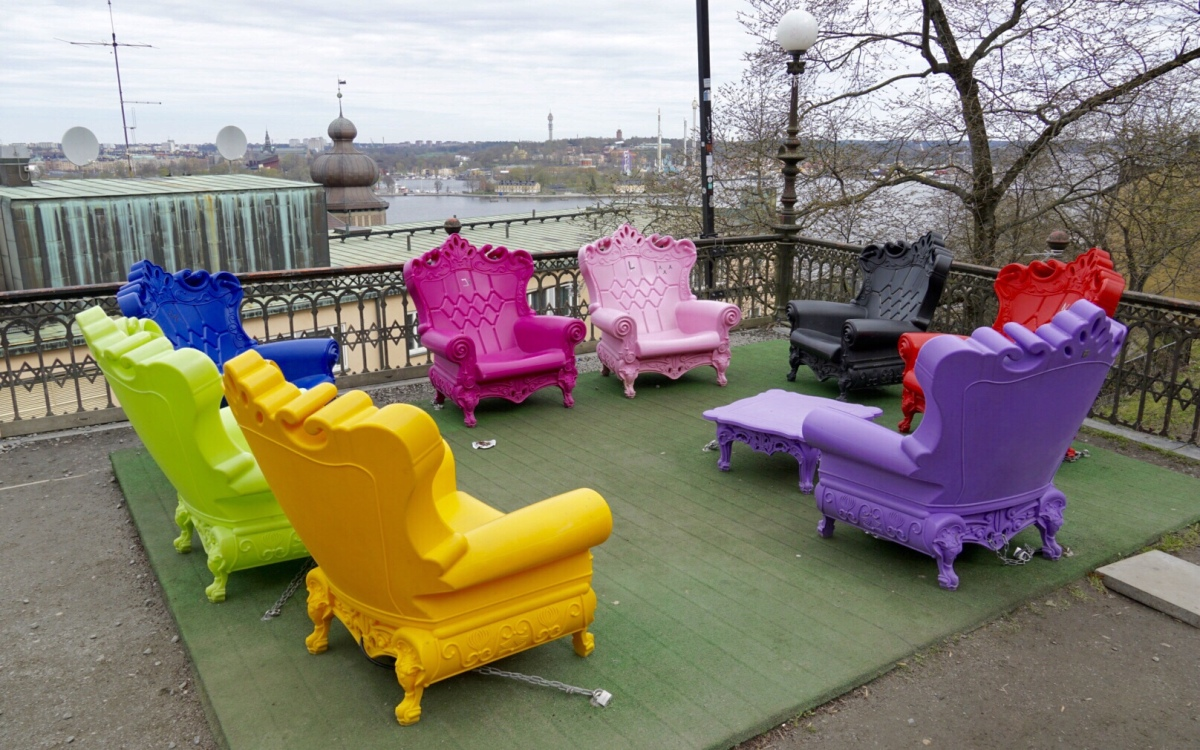 Tag 5: Stockholm - Flanieren mit Aussicht
