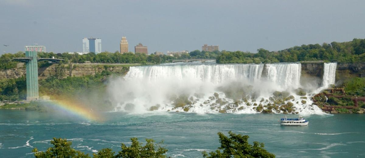 Tag 11: Niagara Falls - Feuchtes Vergnügen
