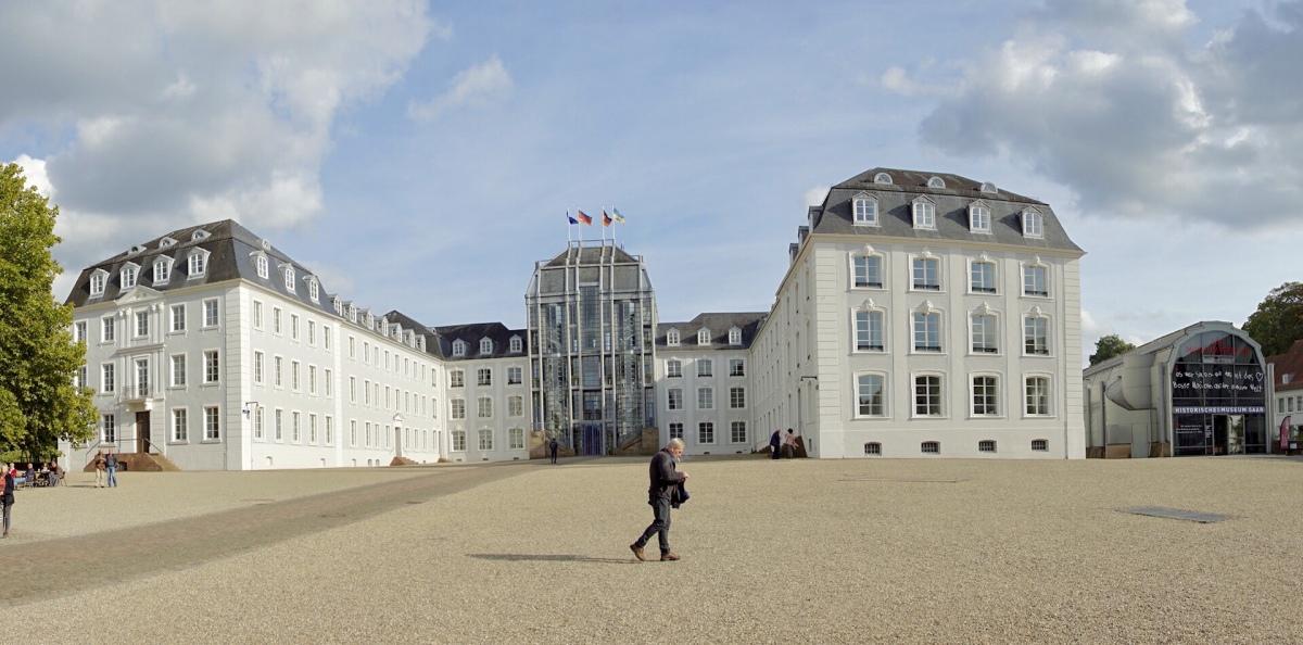 Tag 1: Saarland - Wieder dehemm