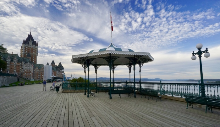 Tag 19: Québec City – Fronkraisch,Fronkraisch
