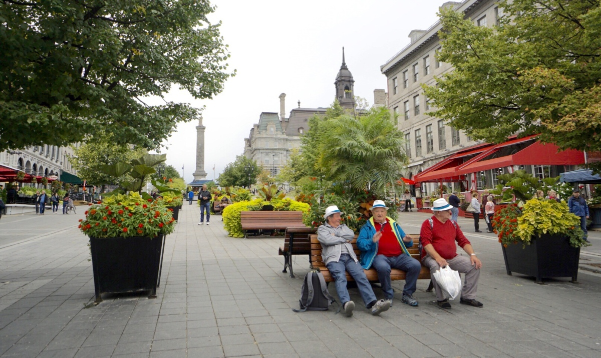 Tag 25: Montréal - Die Altstadt
