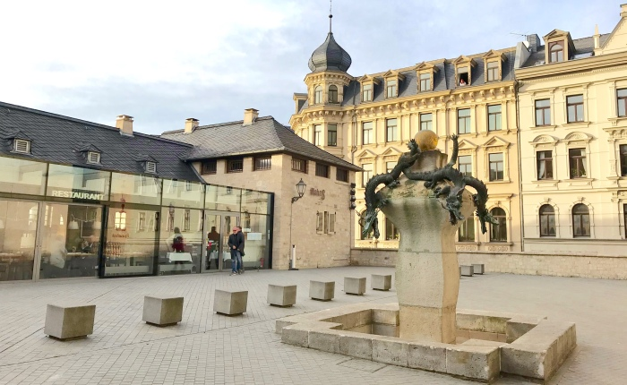 Halle – Klimt undGlühwein