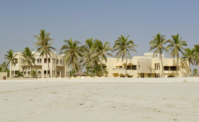 Tag 3: Dubai – Salalah und süßesFast-Nichtstun