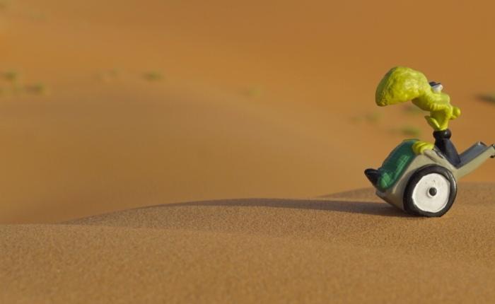 Tag 6: Rub Al-Khali – Auf Sandgebaut