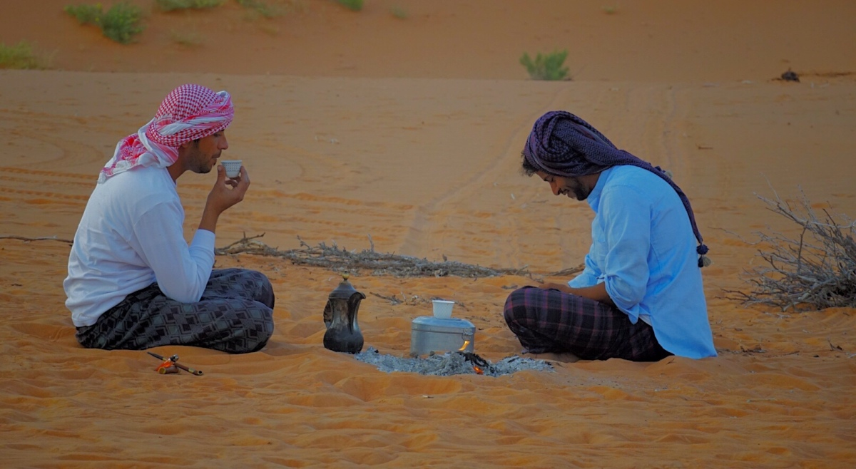 Tag 7: Rub Al-Khali - Das stille Glück
