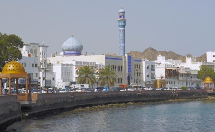 Tag 13: Muscat – Corniche von Mutrah undOpernhaus