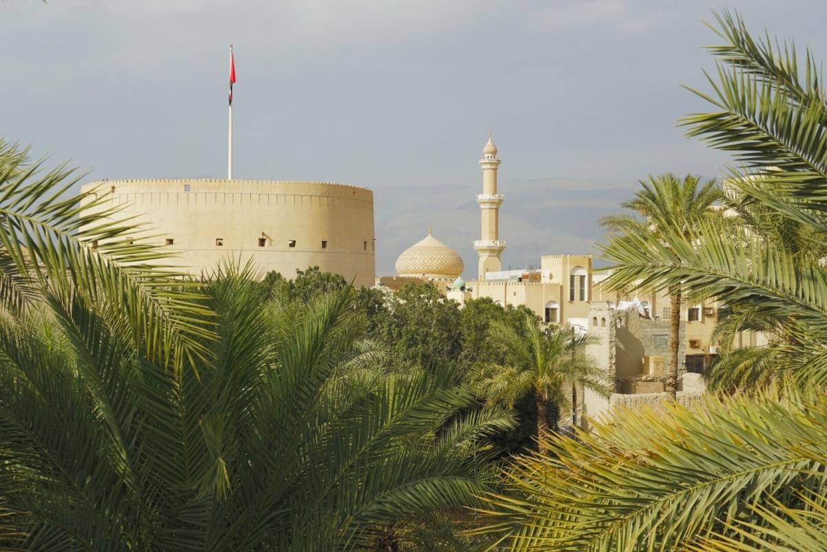 Tag 16: Muscat - Nizwa: Auf dem Teppich geblieben