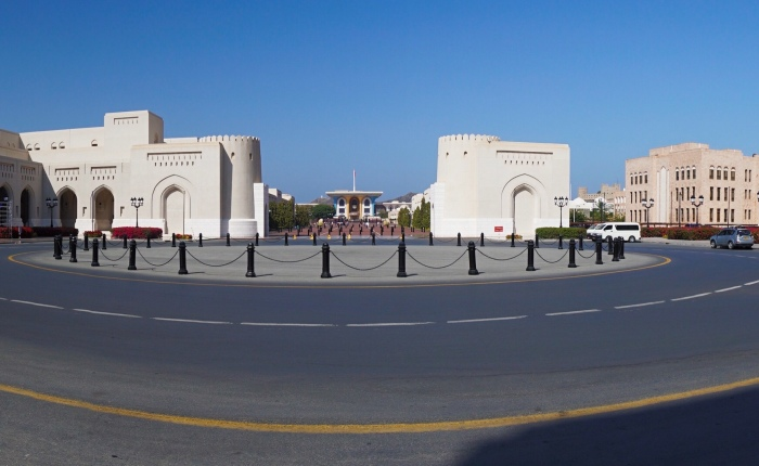 Tag 14: Muscat – Ein KesselBuntes