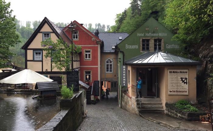 Tage 4 und 5: Sächsische Schweiz – Schmilka zumAbschied