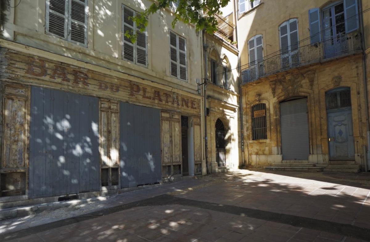 Tage 1 und 2a: Marseille - Im Labyrinth der Altstadt