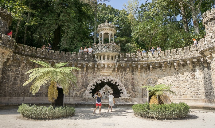 Tag 3: Sintra – Palast undWohnmobil