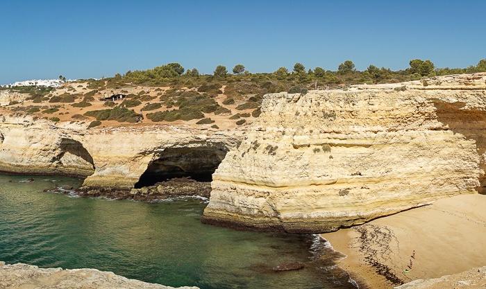 Tag 10: Sines – Praia da Marinha –Albufeira