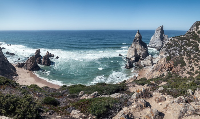 Tag 14: Ericeira – Praias Adraga undUrsa