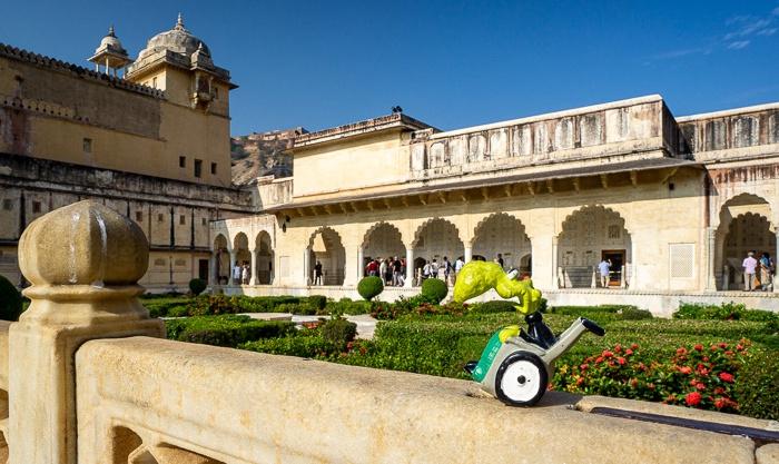 Tag 5: Jaipur – rosarot, keinPanther
