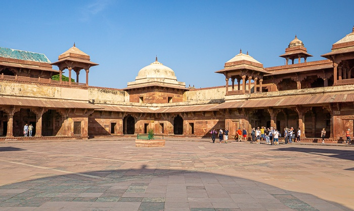 Tag 6: Von Jaipur nachAgra