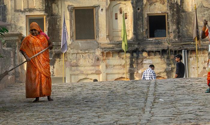 Tag 8: Von Agra nachOrchha