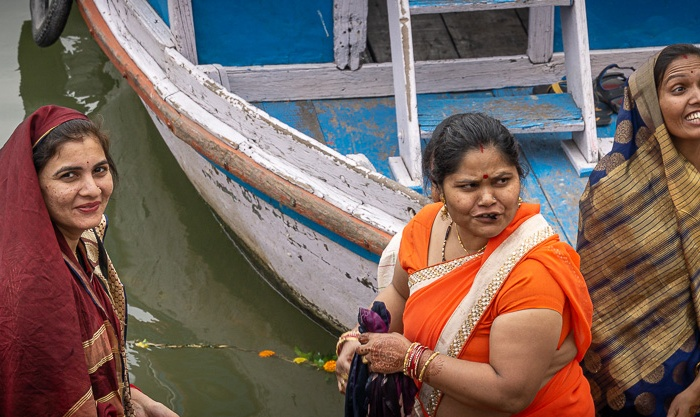 Tag 12b: Varanasi – dieFortsetzung