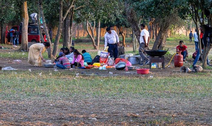 Tag 17: Chitwan – Ein Tag vollerGegensätze