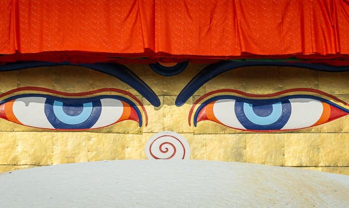 Tag 22: Kathmandu – Buddha lässtgrüßen