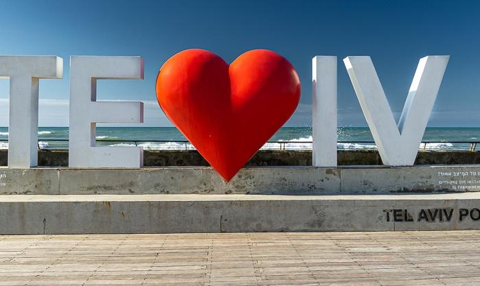 Tag 2: Tel Aviv – Ich willMeer!