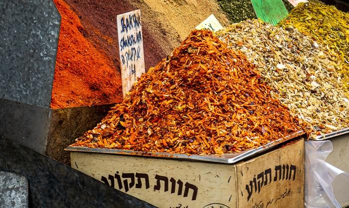 Tag 4: Tel Aviv –Markttag