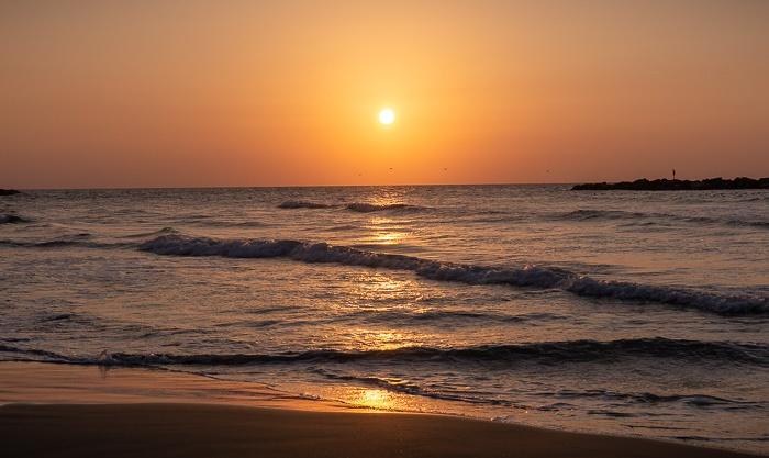 Mannis Projektwochen: 1 – Sonnenuntergänge