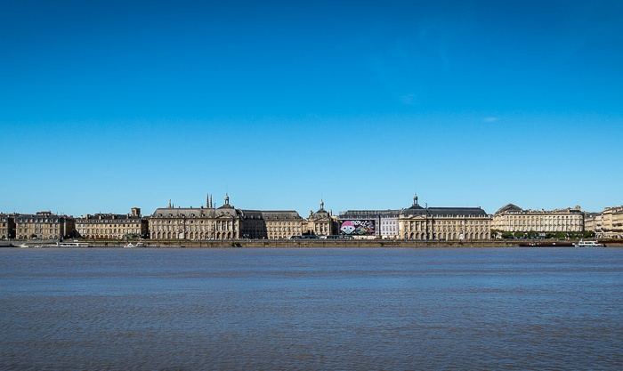 Tag 2: Bordeaux – Seitenwechsel