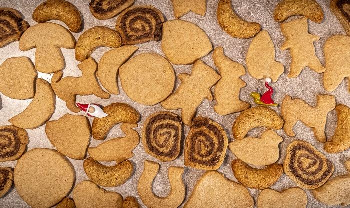 Besinnliche Weihnachten und alles Gute für2021!