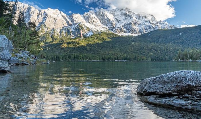 Ramsau/Garmisch: Tag 9 –Zugespitzt