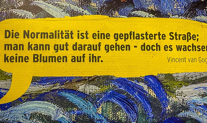 Reise in die Welt der Kunst: Vincent van Gogh – The ImmersiveExperience