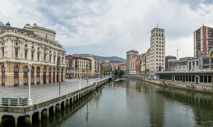 Bilbao: Tag 1 –Angekommen